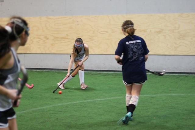 Scrimmage - field hockey