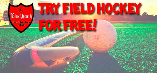 Try Field Hockey for FREE!